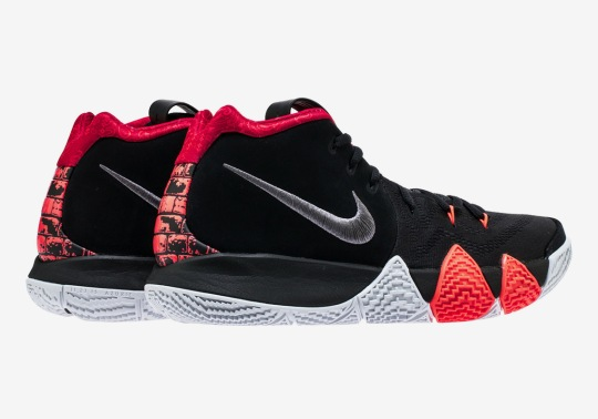 This Nike Kyrie 4 Is Inspired By His 41 Point Performance In The Finals