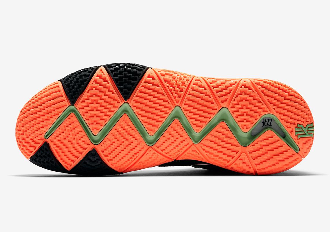 buy online 473cd e63fd Nike Kyrie 4 943806-010 | SneakerNews.com