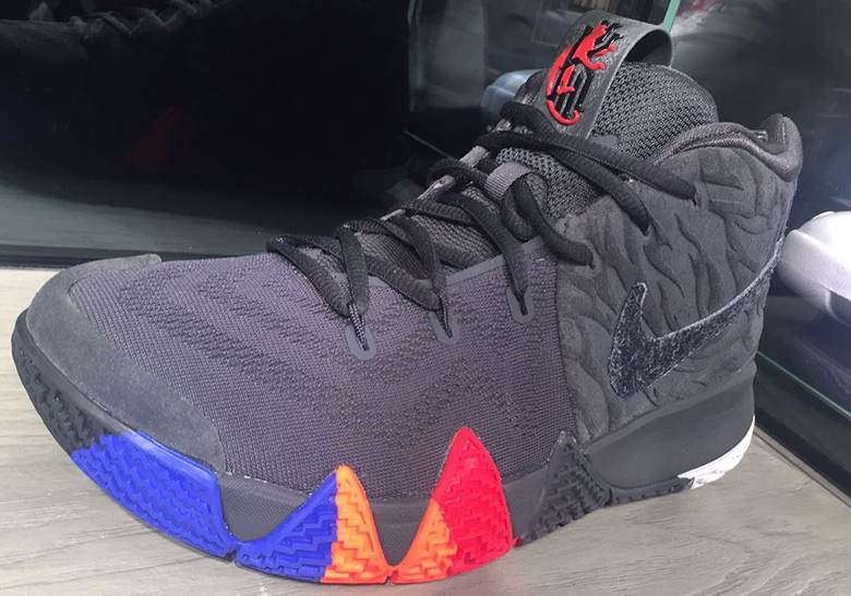 """half off c5c2a cdab2 Nike Kyrie 4 """"Year Of The Monkey"""" Releases In China"""