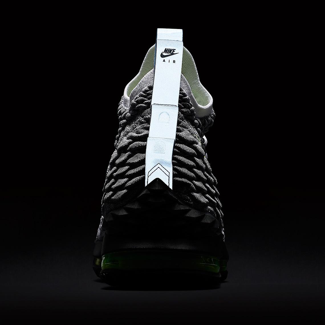 633342e23a224b Nike LeBron 15  LeBronWatch Air Max 95 Neon AR4831-001