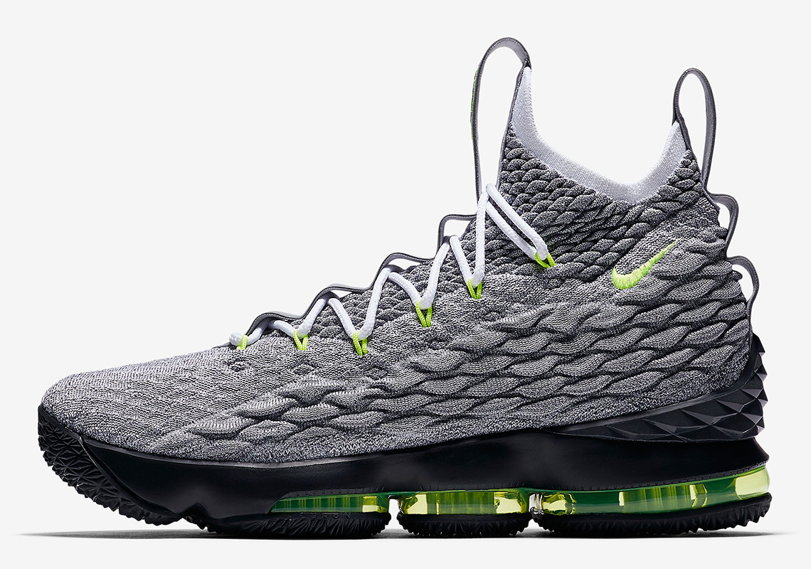 "Nike LeBron 15 ""Neon"" Release Date March 25th, 2018"