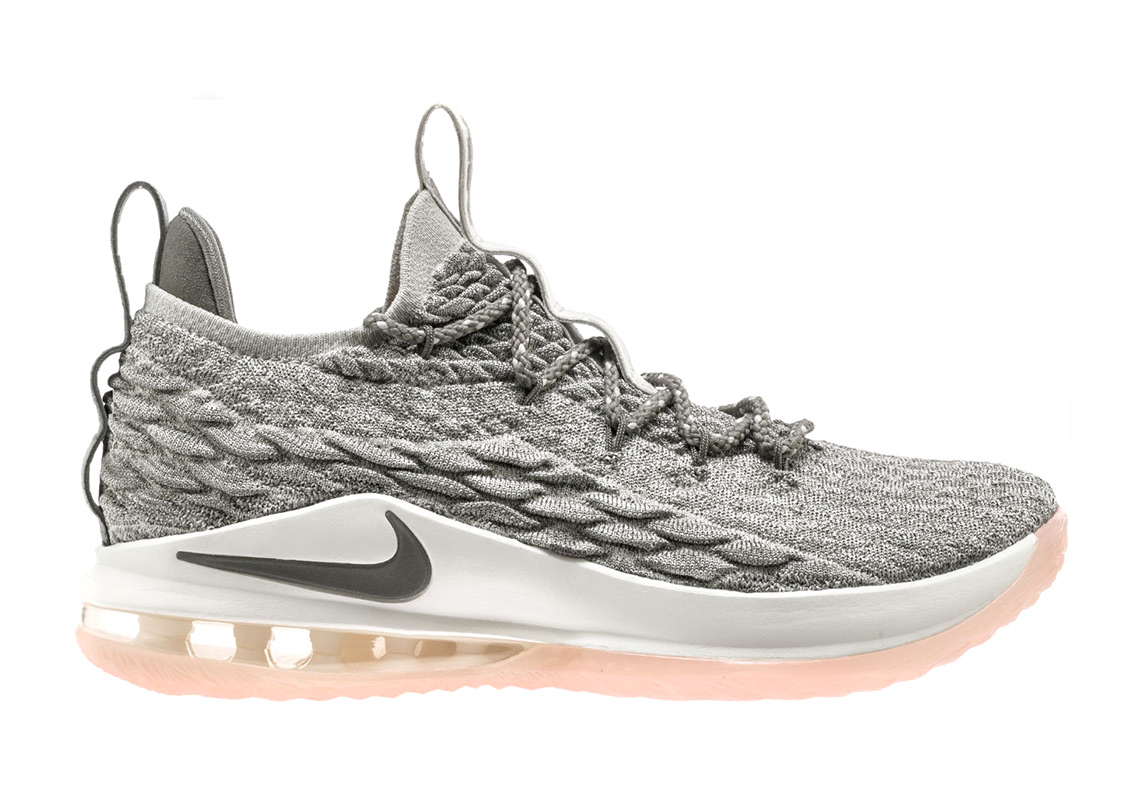 lowest price f8a41 a1b88 Nike LeBron 15 Low AO1755-003 Release Info | SneakerNews.com