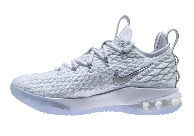 Nike Lebron 15 Low Ao1755 100 Release Info Sneakernews Com