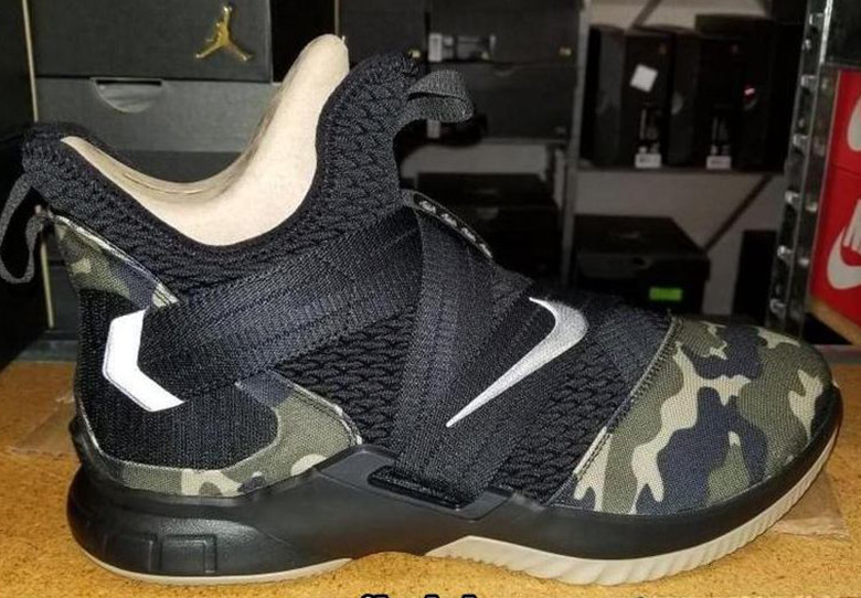 Nike LeBron Soldier 12 AO4054-001 Release Info  cc3708877de5