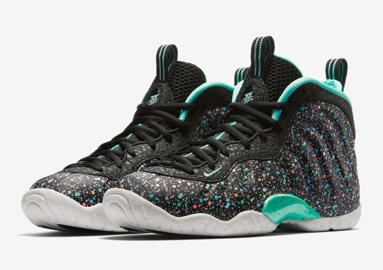 "Nike Little Posite One ""Easter"" Is Available"