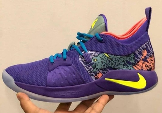 "Nike PG 2 ""Mamba Mentality"" Is Inspired By Past Kobe Releases"
