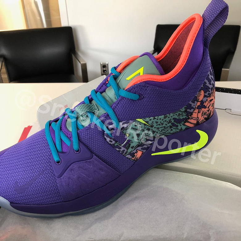 """421d5783ff19 Nike PG 2 """"Mamba Mentality"""" Release Date  April 13th"""