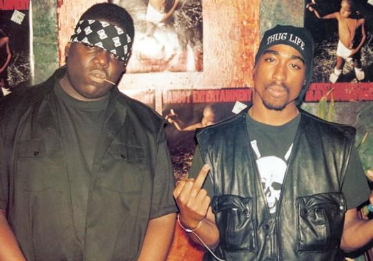 """Is Nike Releasing A """"Biggie vs. Tupac"""" Pack?"""