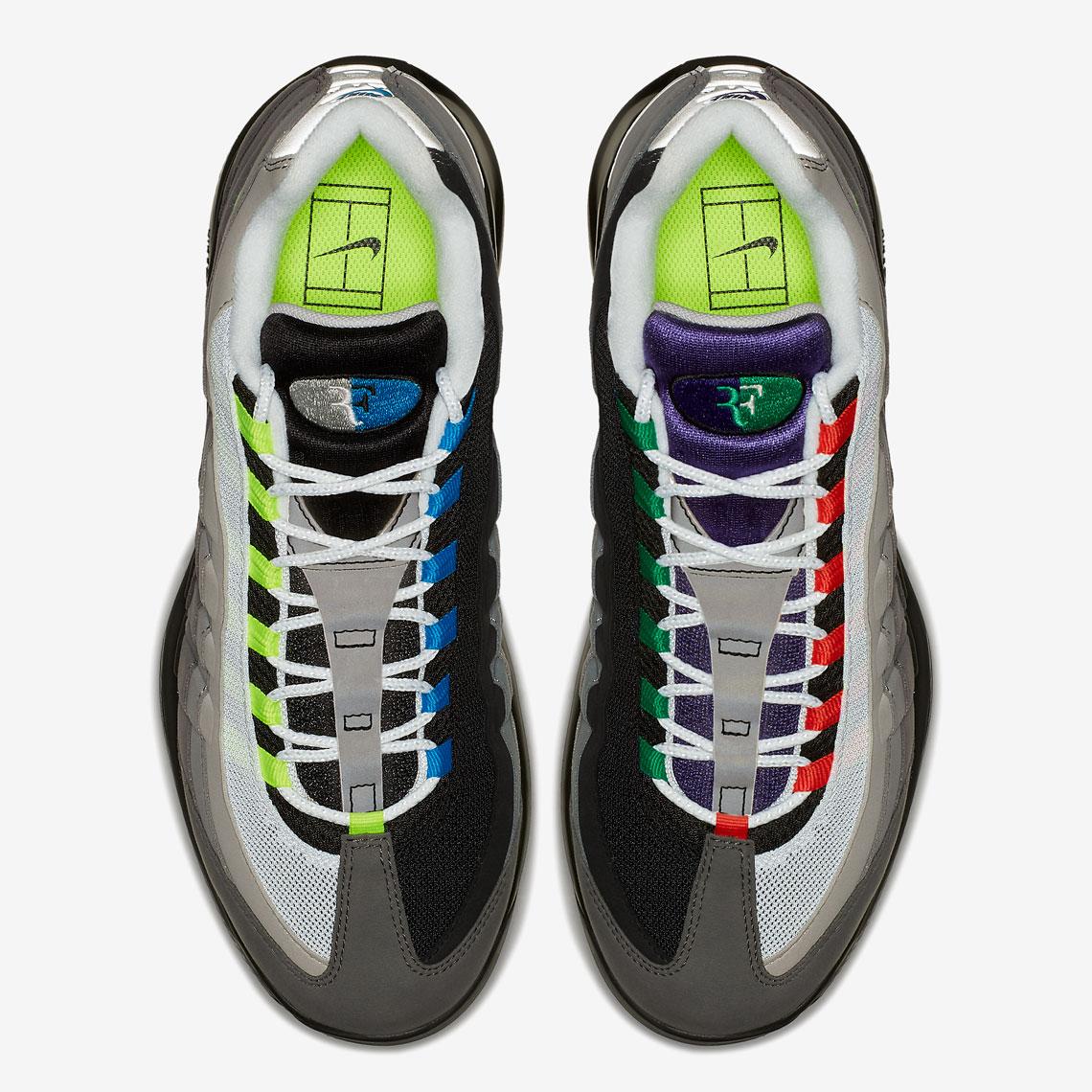lazo editorial Industrial  NikeCourt Vapor RF x Air Max 95 | Release Info