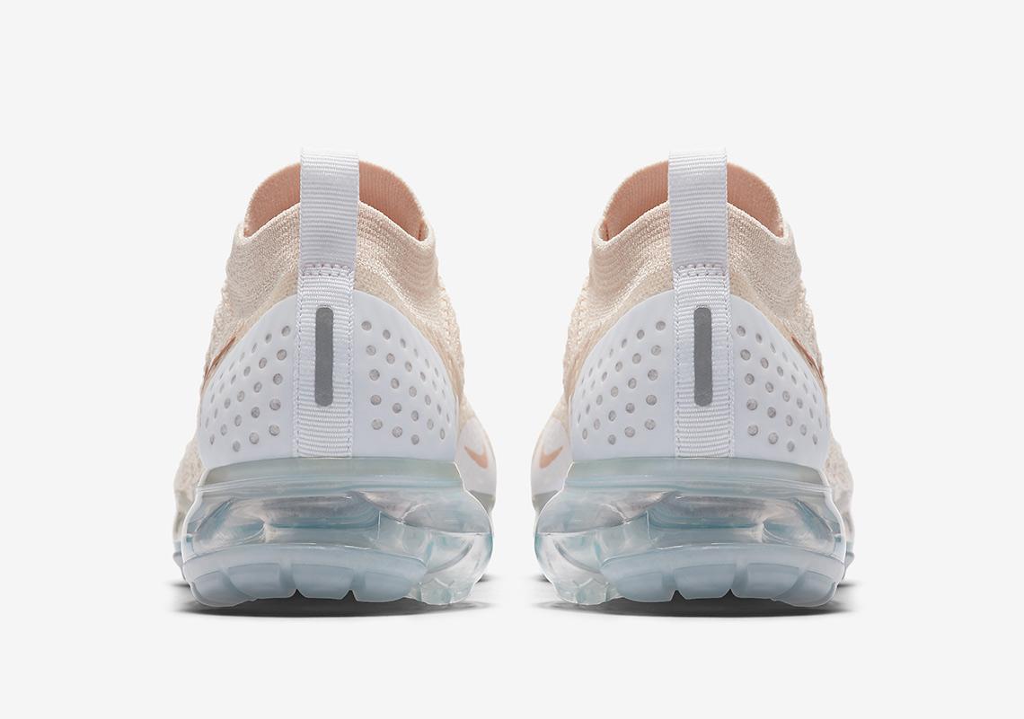 Nike Vapormax Flyknit 2,0 Crema Ligera