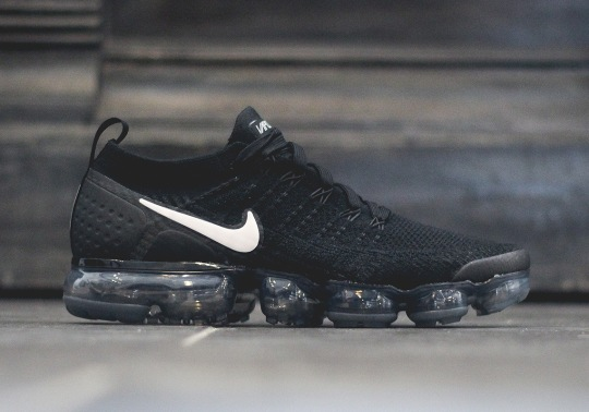 Nike Vapormax Flyknit 2.0 Is Coming Soon In Black And White