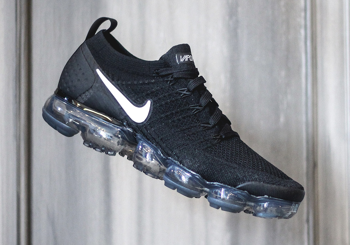 Nike Vapormax Aire Flyknit 2,0 Negro