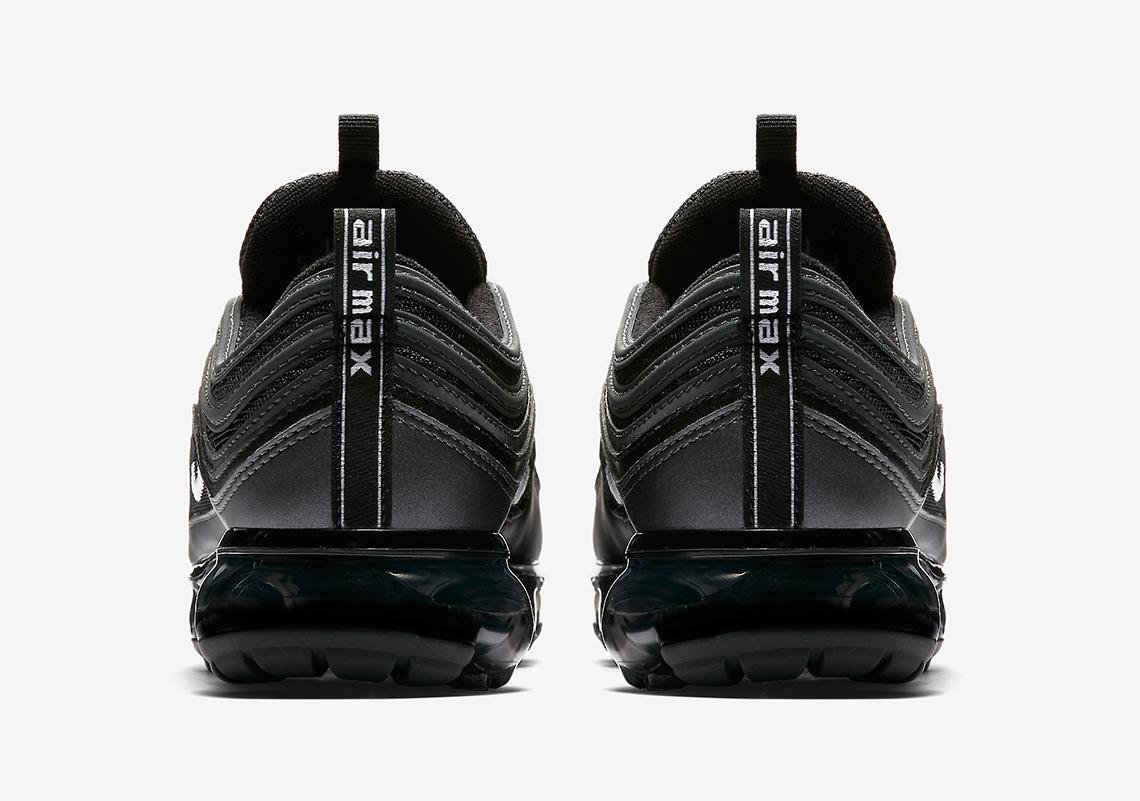 sports shoes 081cb 465ff Nike Vapormax 97 Triple Black Coming Soon | SneakerNews.com