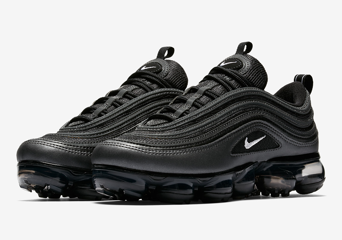 sports shoes 20157 78def Nike Vapormax 97 Triple Black Coming Soon | SneakerNews.com