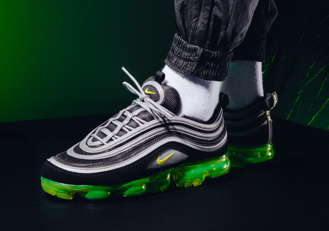 ff1f79404e Nike Air Vapormax 97. Release Date: March 9th, 2018 $190. Style Code: AJ7291 -001
