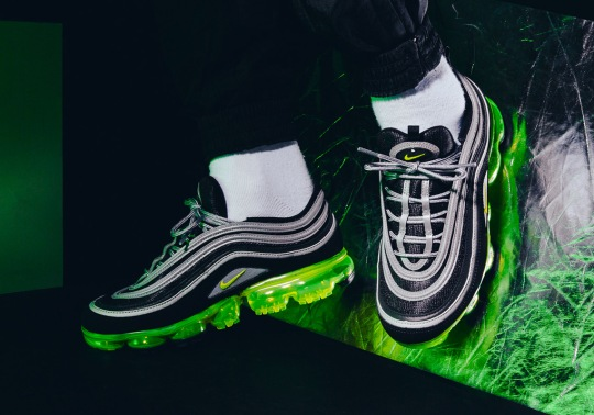 """The Nike Air Vapormax 97 """"Japan"""" Releases This Friday"""