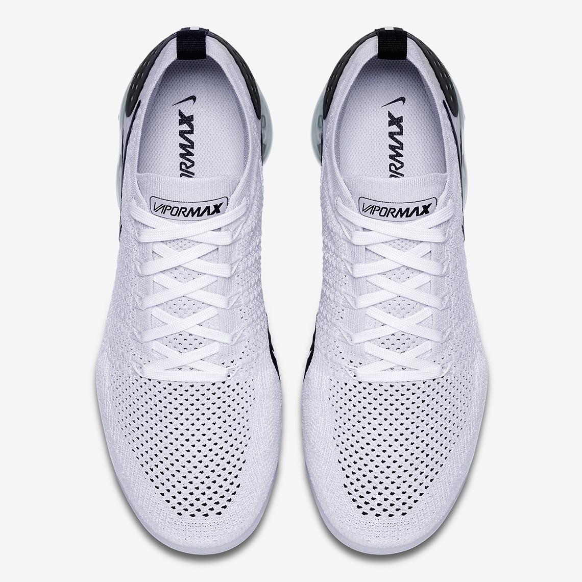 Nike Vapormax Flyknit 2,0 Orca Inversa