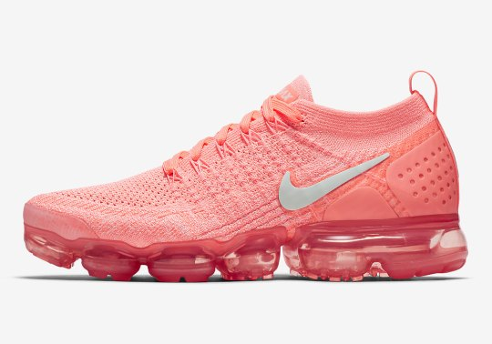 "Nike Vapormax Flyknit 2.0 ""Crimson Pulse"""