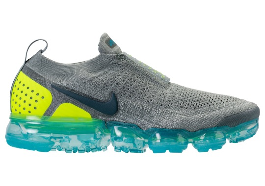 The Nike Vapormax Flyknit 2.0 Will Release In Laceless Moc Form