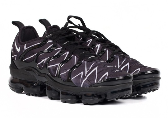 Nike Adds Patterns To The Nike Vapormax Plus Neoprene