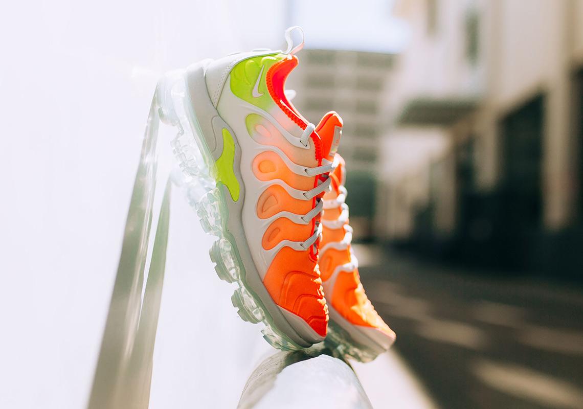 """722b3814decf2 Nike Vapormax Plus """"Reverse Sunset"""""""