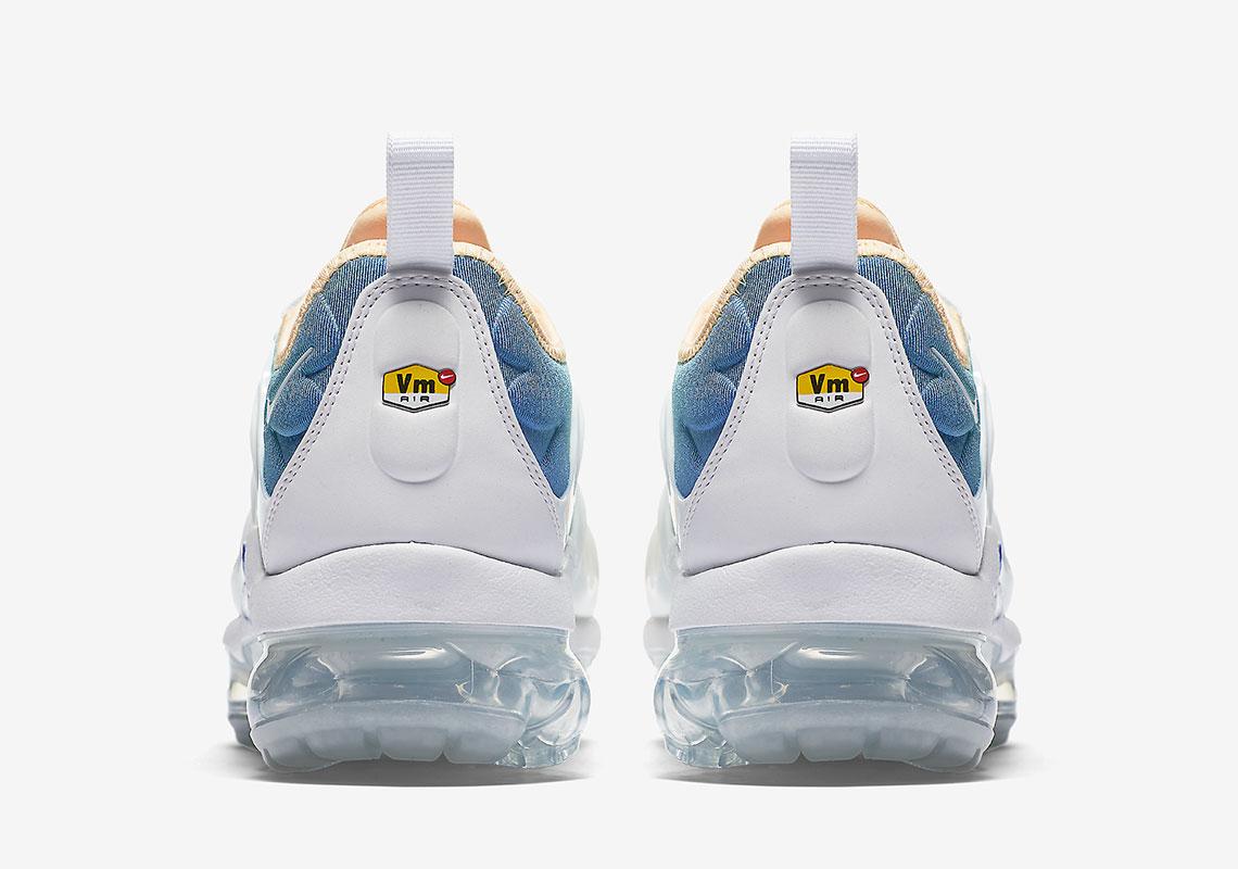 Nike Vapormax Plus Para Mujer Blancos fMmJoaTY6I