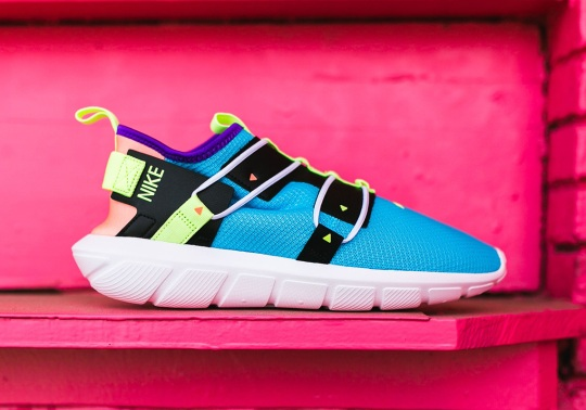 Nike Releases The Vortak Lifestyle Shoe