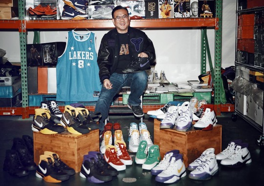 Is This China's Biggest Nike Zoom Kobe 1 Fan?