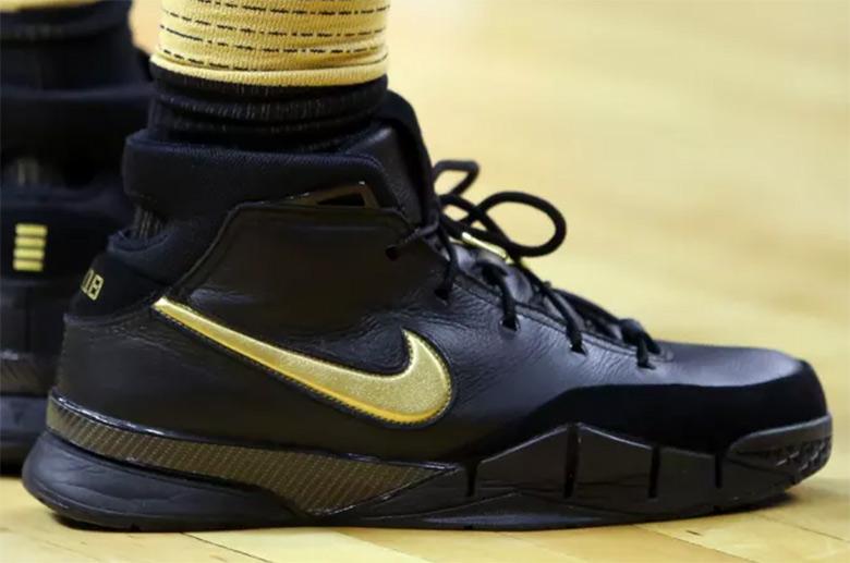 Nike Zoom Kobe 1 Protro Mamba Day Demar Derozan ...