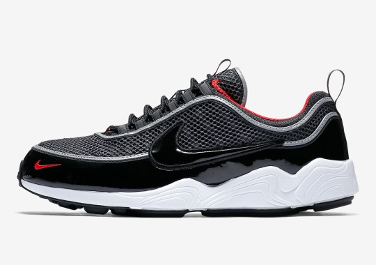 Nike Brings Back Patent Leather On The Zoom Spiridon