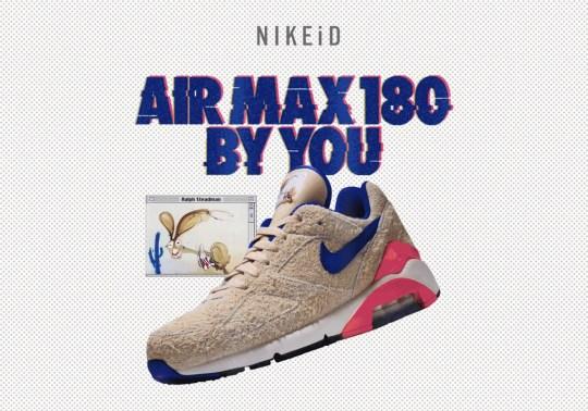 NIKEiD Brings Back The Air Max 180
