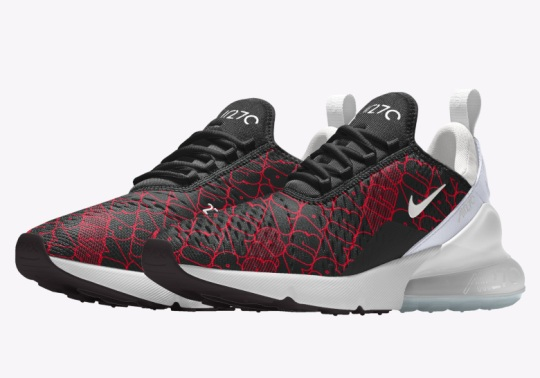 The Nike Air Max 270 Is On NIKEid