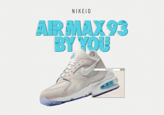 Nike Air Max 93 Returns To NIKEiD