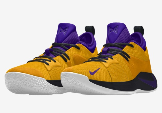 Nike PG 2 Now Available On NIKEiD