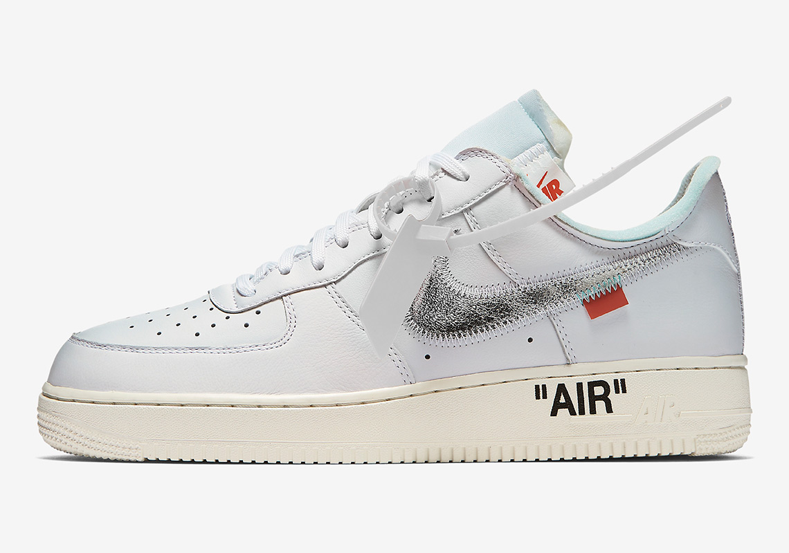 scarpe off white nike air force 1