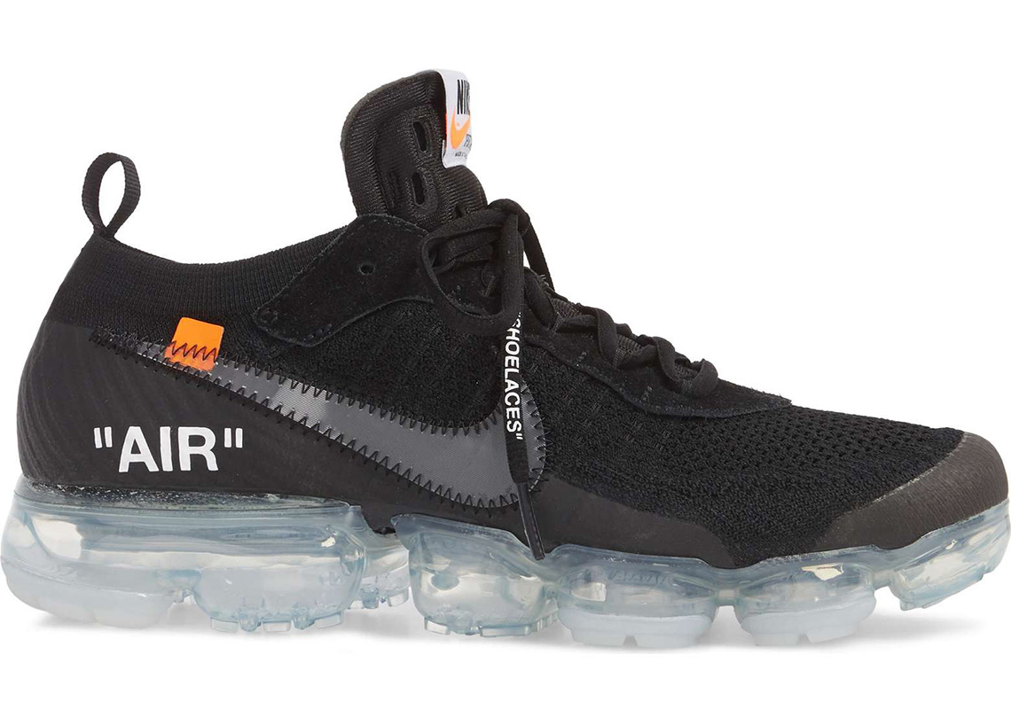 797a9365d405 OFF WHITE x Nike Vapormax Release Date  March 30