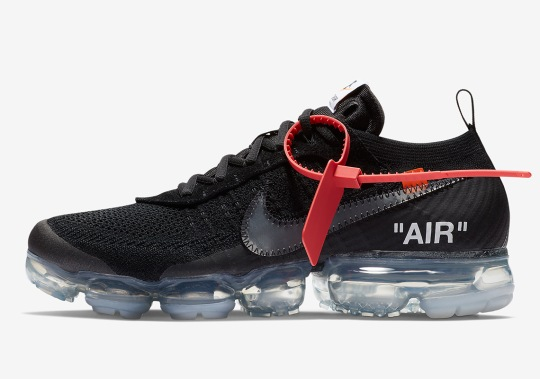 Where To Buy: OFF WHITE x Nike Vapormax