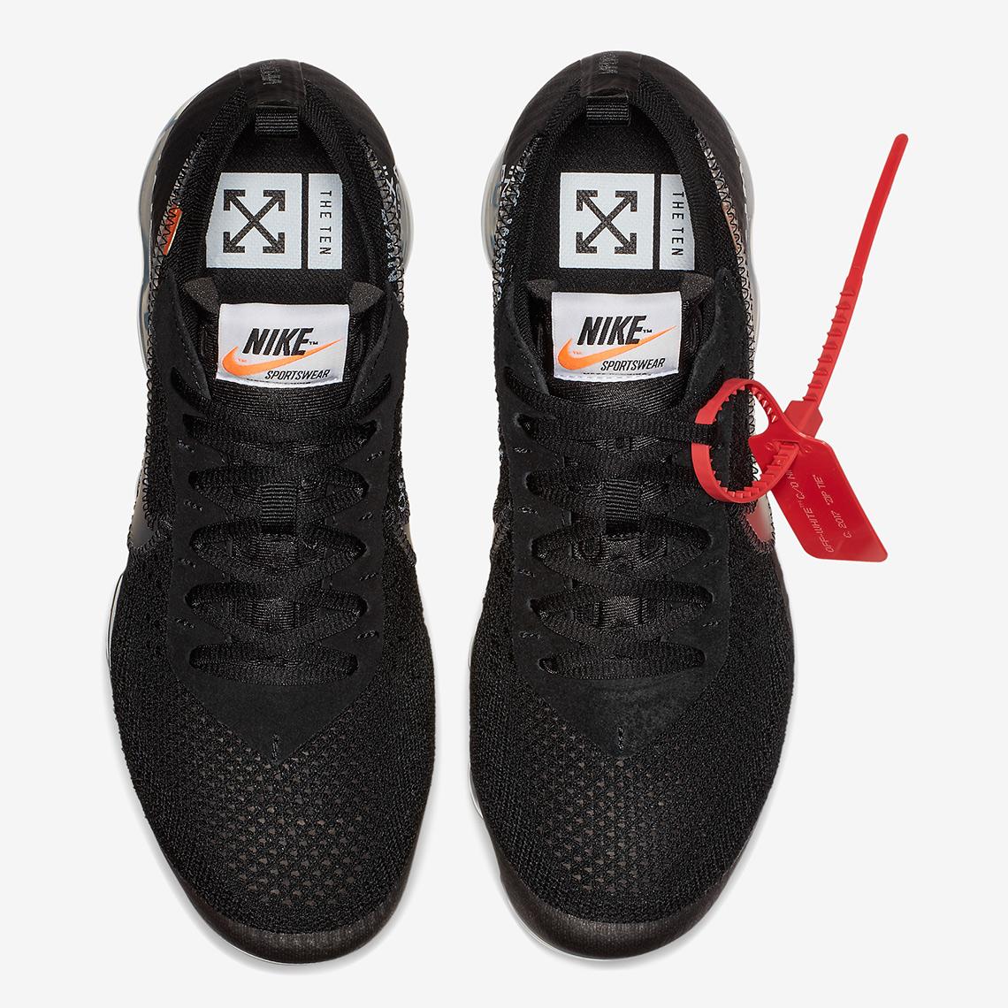 dec3f15cc22714 Where To Buy OFF WHITE x Nike Vapormax