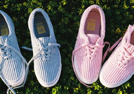 Opening Ceremony Adds Corduroy To The Vans Era LX