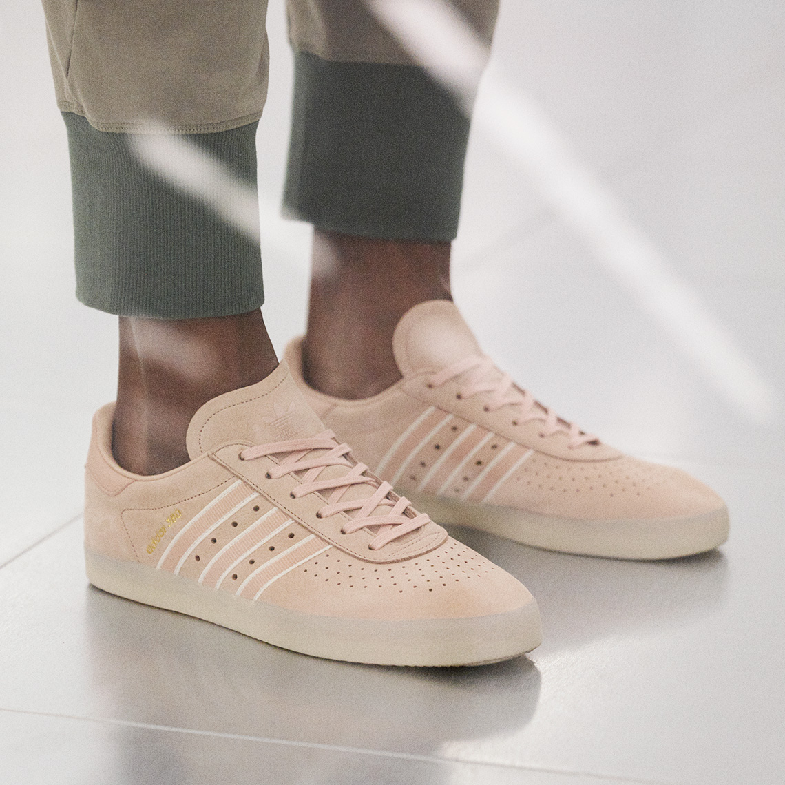 newest 2a371 14cfd Oyster Holdings x adidas 350. Release Date March 29th, 2018. Releasing At  adidas.com