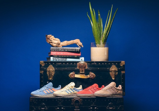 The Oyster Holdings x adidas Originals Collection Is Available Now