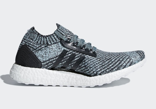 Parley For The Oceans And adidas To Release Five Shoe Collection In April