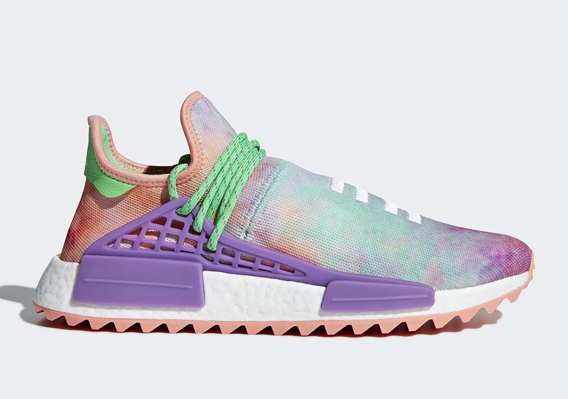 Pharrell X Adidas Nmd La Versión Preliminar De La Raza Humana Para Marzo De 2018 D9cRDEAJgT