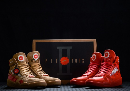 Pizza Hut Creates The Pie Tops II, A Shoe That Let's You Order Pizza And Pause Live TV