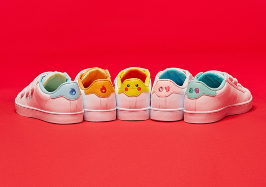 Pokemon And Fila Collaborate On Epic Collection For Kids