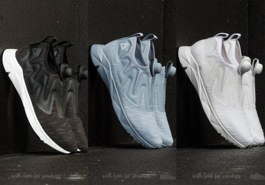 """The Reebok Pump Supreme Arrives In Three 'Distressed"""" Options"""