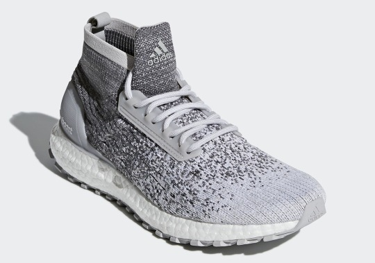 Reigning Champ And adidas To Release Another Ultra Boost Mid ATR