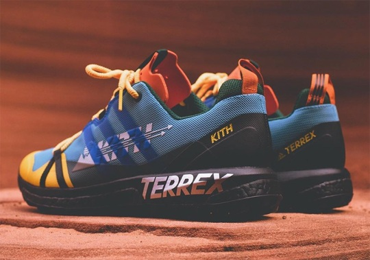 Ronnie Fieg Teases Upcoming adidas Terrex Collaboration