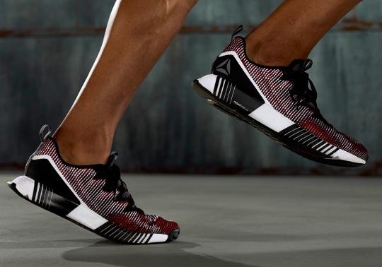 Shoe Palace And Reebok Debut The Fusion Flexweave