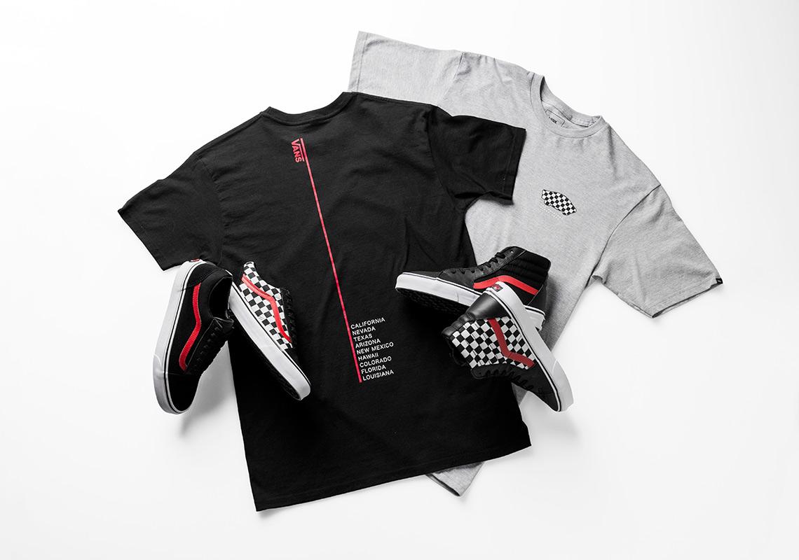 9470d11839 Shoe Palace Vans 25th Anniversary Sk8-Hi Old Skool Release Info ...